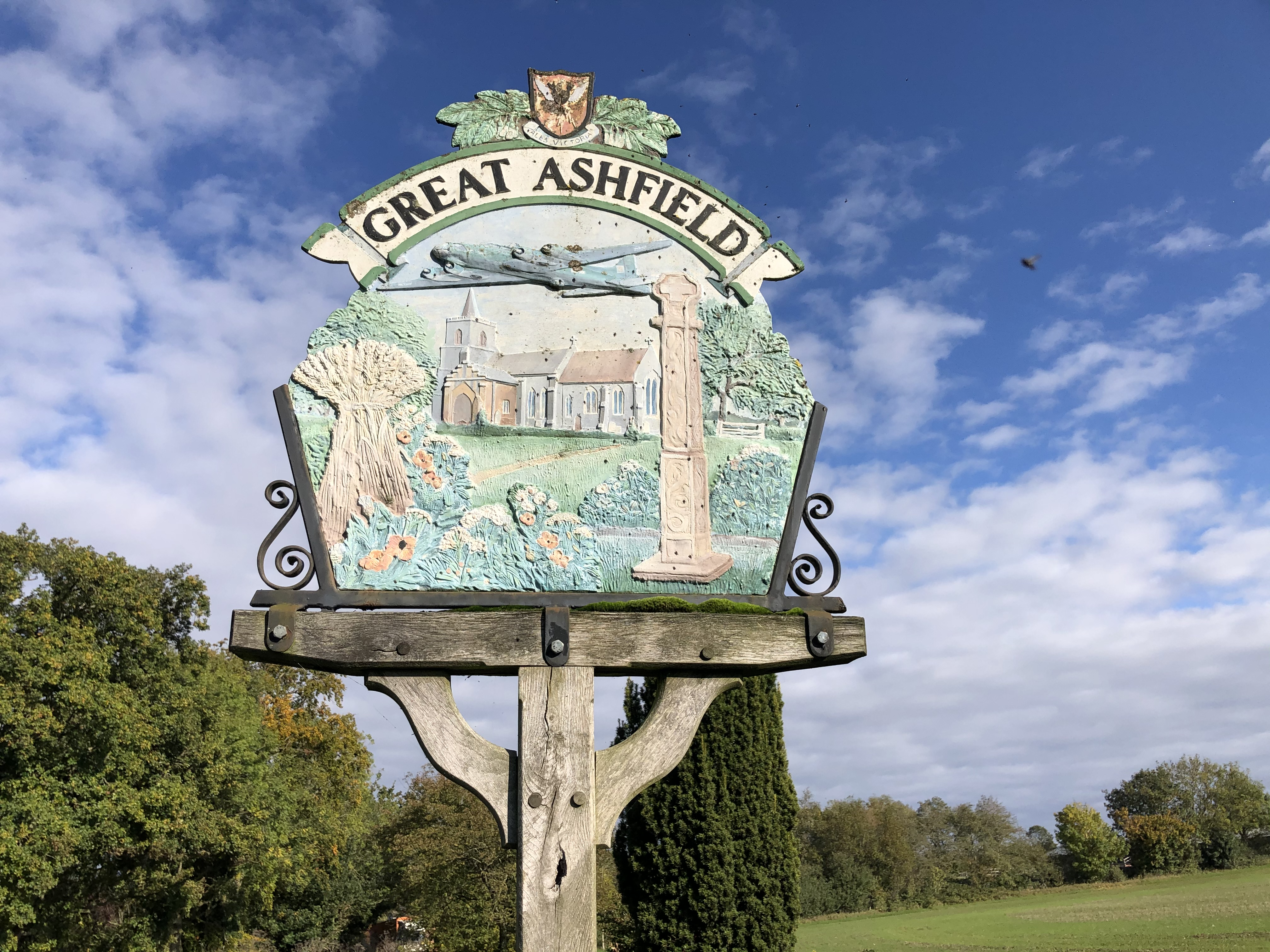 GREAT ASHFIELD